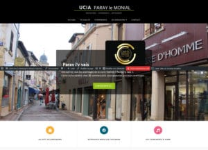 site UCIA paray