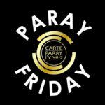 Opération Paray Friday du 4 au 6 décembre